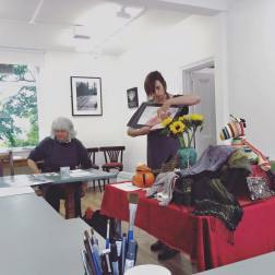 Expressive Inks Master Class With Tracy Fennell Illustration 4