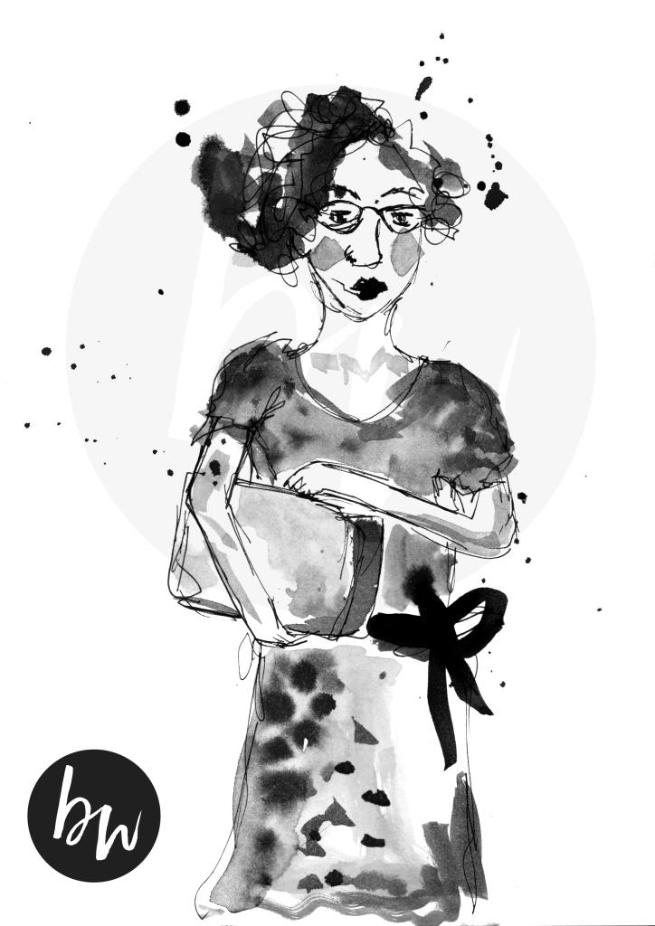 Vintage Lady III Watermark