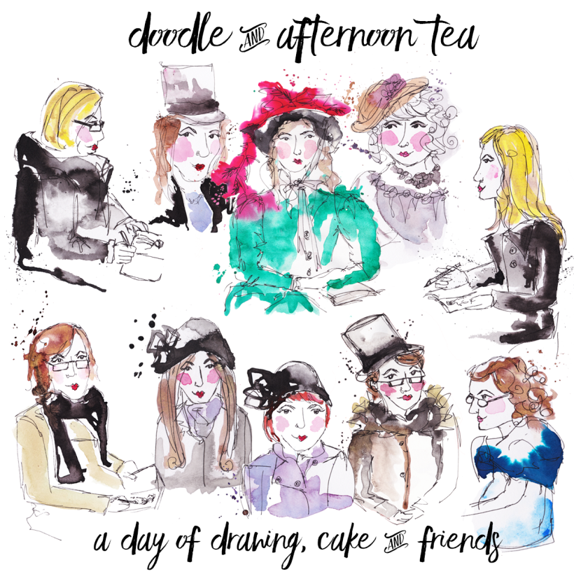 Doodle & Afternoon Friends
